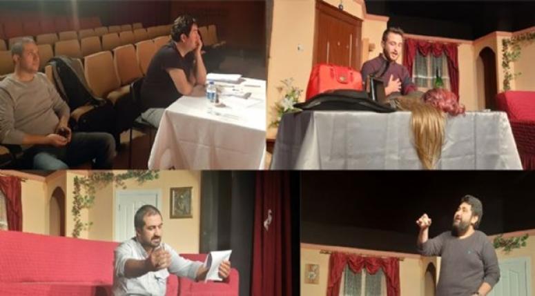 Afyon Belediye Şehir Tiyatrosu oyuncu seçmeleri yapılıyor