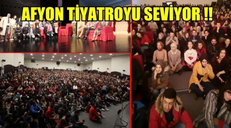 Afyon Tiyatro'yu Seviyor !!