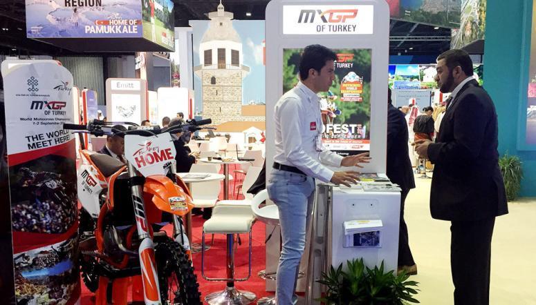 TMF, Dubai'de Afyon'u tanıttı
