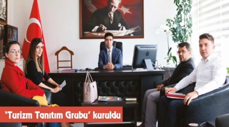 İhsaniye'de 'Turizm Tanıtım Grubu' kuruldu