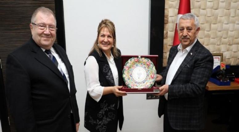 """AFYONKARAHİSAR """"TÜRKİYE'DE 3, DÜNYADA 36 ŞEHİRDEN BİRİ"""""""