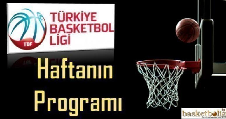 Türkiye Basketbol Ligi'nde artık sona gelindi