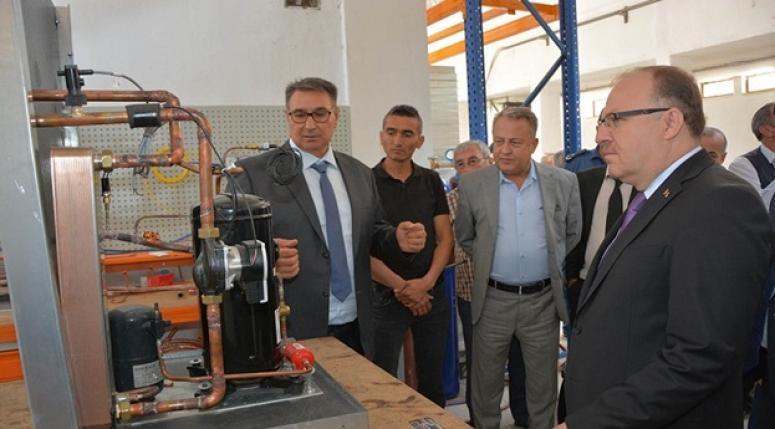 ALEN'ECO Üretim Tesisi Açıldı