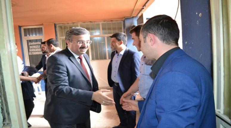 Vatandaşlardan aday adayı Yurdunuseven'e yoğun ilgi