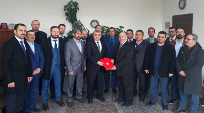 Yeniden Refah Partisi Afyonkarahisar İl Başkanlığı onaylandı
