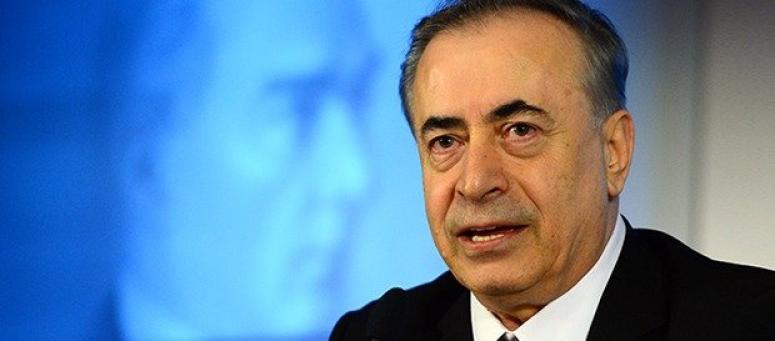 Başkan , Galatasaray Camiası'na seslendi.