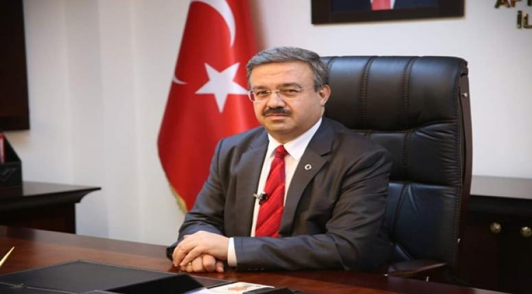İbrahim Yurdunuseven'den Ramazan bayramı mesajı