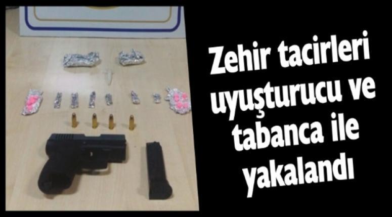 Afyon'da zehir tacirlerine operasyon !!!