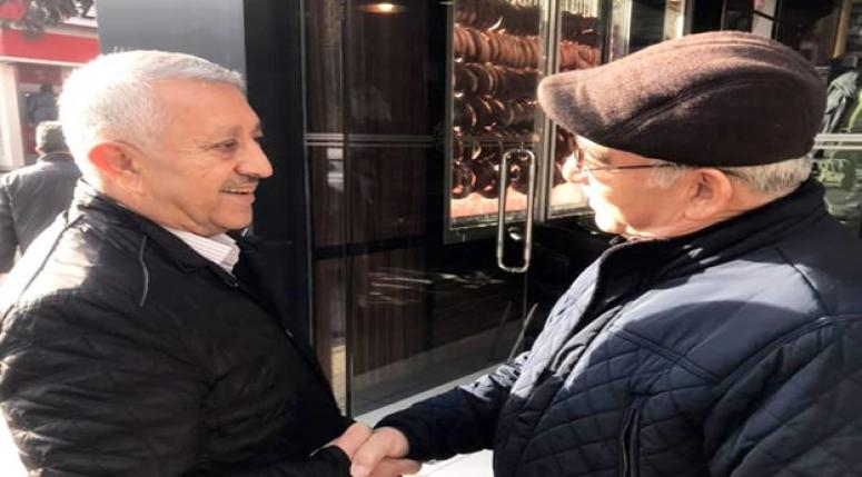 """Mehmet Zeybek ; """"Hizmetimizi en üst seviyeye çıkaracağız"""""""