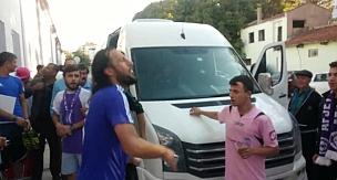 Afjet Afyonspor'da Turanspor galibiyeti sonrası