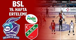 BSL 19. Hafta Özet | Afyon Belediye 89 - 86 Pınar Karşıyaka